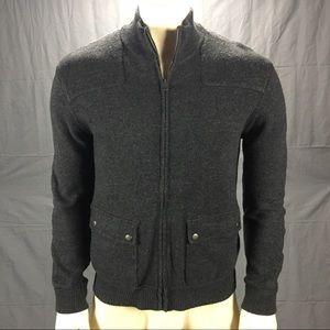 Gap Factory zippered sweater, medium